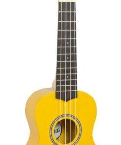 Octopus metallic series soprano ukulele Yellow