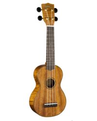 Mahalo deluxe soprano ukulele Koa