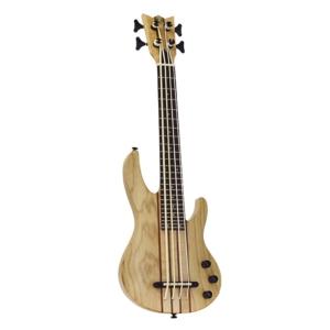 Mahalo Solid Electric Bass Ukulele