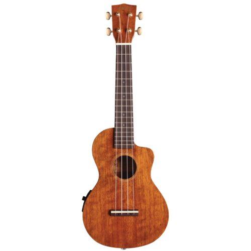 Mahalo Hano electro concert ukulele