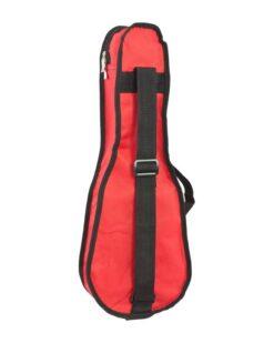 Octopus soprano ukulele bag ~ Red