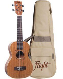 Flight DUC323 Mahogany Concert Ukulele
