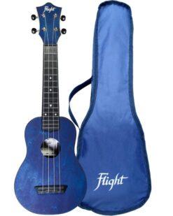 Flight TUS35 ABS Travel Ukulele Dark Blue