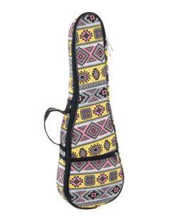 Octopus concert ukulele bag ~ Inca