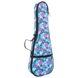 Octopus soprano ukulele bag ~ Summer breeze