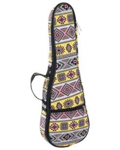 Octopus soprano ukulele bag ~ Inca