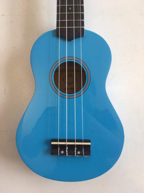 ISUZI LS-BL Blue Soprano Ukulele