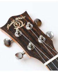 Snail UKC-E498 Ebony Concert Ukulele