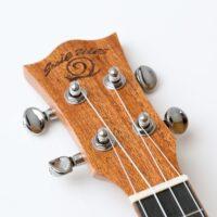 Snail UKS-212E Mahogany Soprano Ukulele