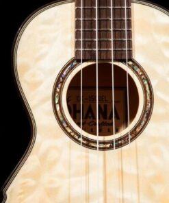 ohana-quilted-eucalyptus-concert-ukulele-CK-150QEL-soundhole-details_2000x