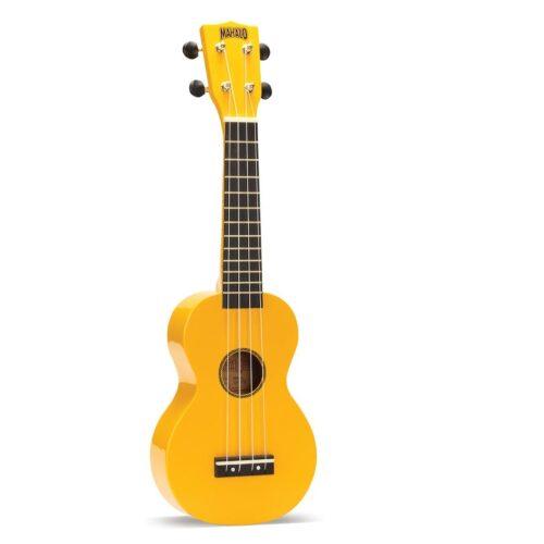 Mahalo Rainbow soprano ukulele Yellow