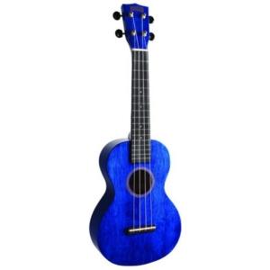 Mahalo Hano concert ukulele Blue