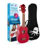 Octopus soprano ukulele Candy