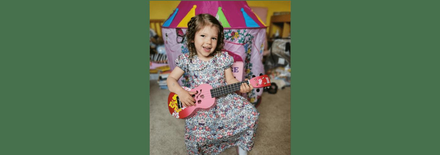Ukulele for children