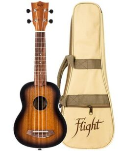 Flight Gemstone NUS380 Soprano Ukulele