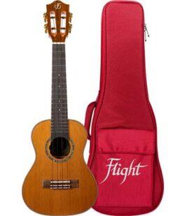 Flight Diana Concert Electro Ukulele With Bag