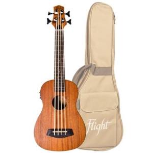 DUBS Electro Acoustic Bass Ukulele