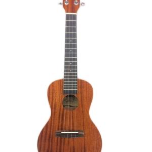 Kai Mahogany Concert Ukulele Solid Top, Sound Port