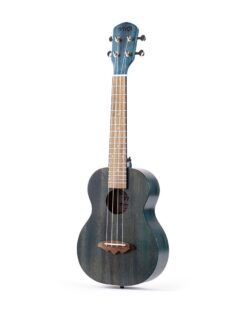 VTAB EL-55R Mahogany Concert Ukulele Blue